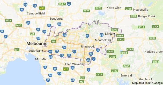 Eastern suburbs melbourne