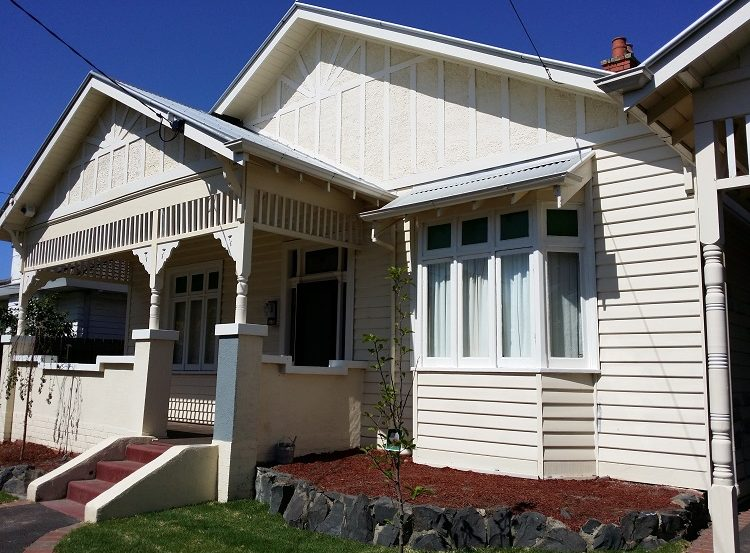 professional exterior painting melbourne